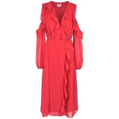 TRUE DECADENCE 7分丈ワンピース・ドレス フューシャ XS ポリエステル 100% 7分丈ワンピース・ドレス