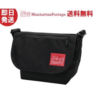 Manhattan Portage マンハッタン ポーテージ NYC Print Casual Messenger Bag カジュアル メッセンジャーバッグ 肩かけバッグ MP1605JRNYC18FW Black