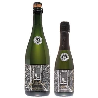 ヤーニハンソ・シードル・ブリュット・非常に珍しい瓶内二次発酵(シャンパーニュ製法)・エストニア・辛口・750ml・アルコール度数8.5%  家飲み