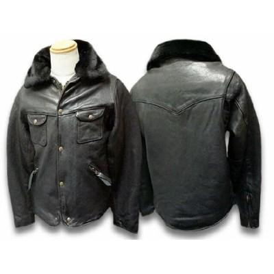 CALIFORNIA LINE/カリフォルニアライン「Sheepskin Motorcycle G Jacket/シープスキンモーターサイクルGジャケ