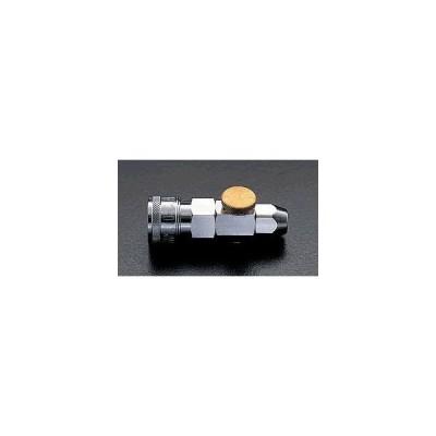 エスコ EA140EH-6.5 6.5mm ウレタンホース用 流量調整付ソケット EA140EH6.5【キャンセル不可】