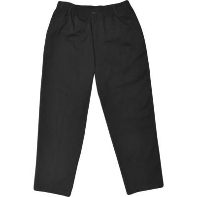 ファルコンベイ Falcon Bay メンズ チノパン ボトムス・パンツ Full Elastic Waist Pants by black
