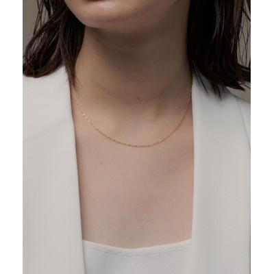 ネックレス 《silver925》シンプルチェーンネックレス