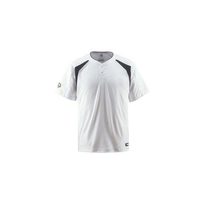 デサント(DESCENTE) コンビネーションTシャツ DB205-SWBK 野球 トレーニングウェアー