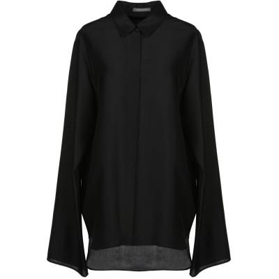 アルベルタ フェレッティ ALBERTA FERRETTI シャツ ブラック 42 シルク 100% シャツ