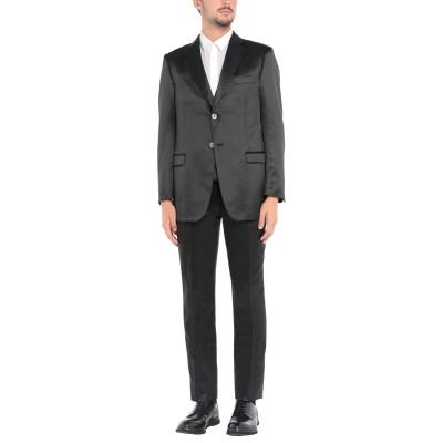 PAL ZILERI CERIMONIA スーツ ブラック 48 ウール 60% / シルク 40% スーツ