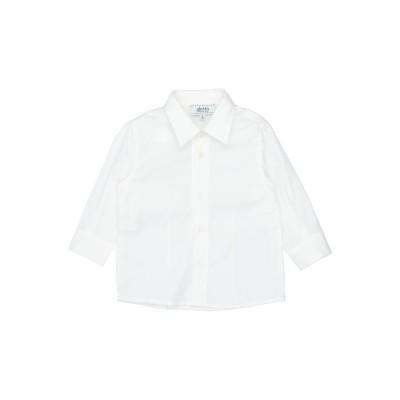 ALETTA シャツ ホワイト 6 コットン 97% / ポリウレタン 3% シャツ