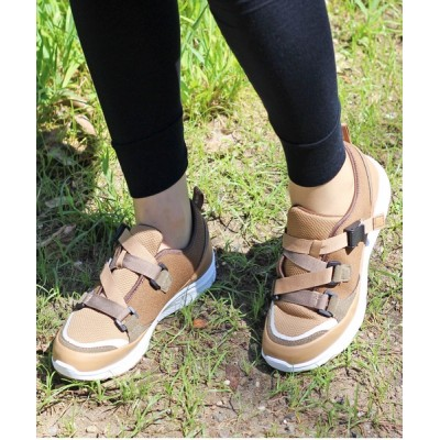 Xti Shoes / CAPTAIN STAG/キャプテンスタッグ 配色アウトドアスタイル スニーカー WOMEN シューズ > スニーカー