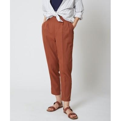 arnold palmer / SOLOTEXテーパードパンツ WOMEN パンツ > スラックス