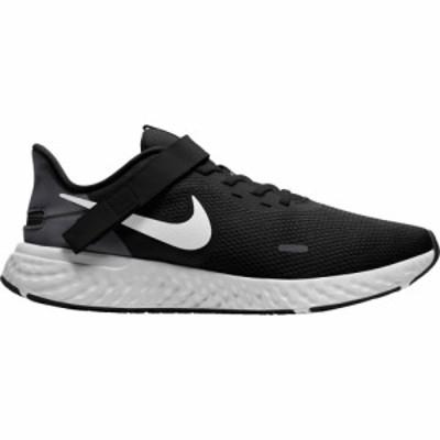 ナイキ Nike メンズ ランニング・ウォーキング シューズ・靴 Revolution 5 FlyEase Running Shoes Black/White/Grey