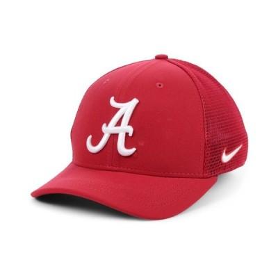 ナイキ メンズ 帽子 アクセサリー Alabama Crimson Tide Aerobill Mesh Cap