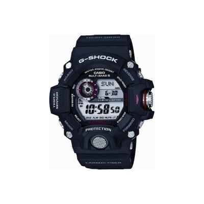 CASIO カシオ 腕時計 G-SHOCK ジーショック  MASTER OF G RANGEMAN  レンジマン トリプルセンサーVer.3搭載  世界6局電波対応ソーラーウォッチ  GW-9400J-1JF
