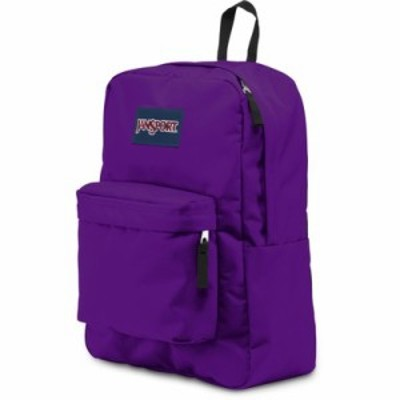 ジャンスポーツ バックパック・リュック Superbreak Backpack Signature Purple