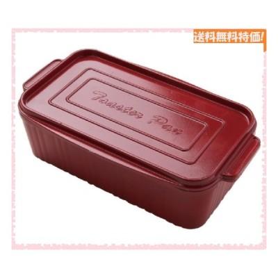 葛恵子のトースタークッキング専用 トースターパン レッド 76000