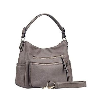 UTAKE Handbags For Women Hobo Shoulder Purse PU Leather Top Handle Satchel