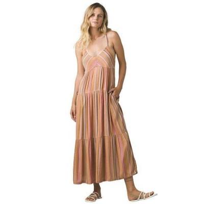 プラーナ レディース ワンピース トップス Prana Women's Lizzola Dress