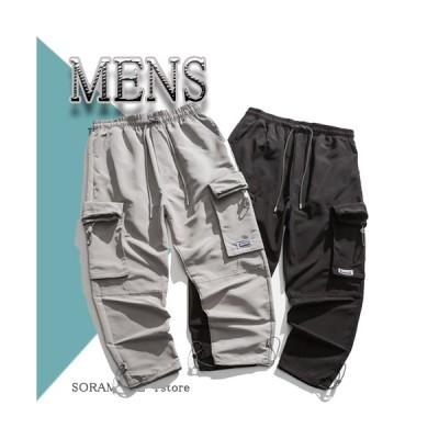 カジュアルパンツ パンツ メンズ ジョガーパンツ ツイル ズボン スラックス チノパン ワークパンツ ペインターパンツ ワイドパンツ バギーパンツ