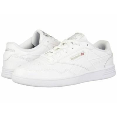 リーボック レディース スニーカー シューズ Club Memt White/Steel/White