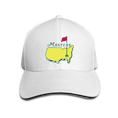 ユニセックス マスターズトーナメントオーガスタナショナルゴルフヘッドギア US サイズ: One Size カラー: ホワイト