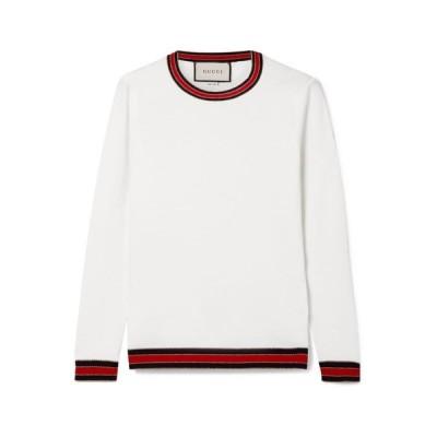グッチ Gucci レディース ニット・セーター トップス striped wool sweater