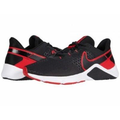 Nike ナイキ メンズ 男性用 シューズ 靴 スニーカー 運動靴 Legend Essential 2 Black/Black/University Red/White【送料無料】