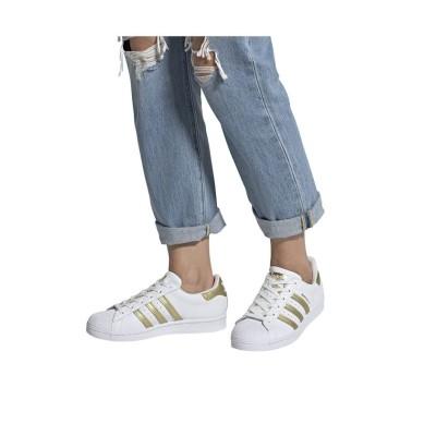 【アディダス】 スーパースター / Superstar ユニセックス ホワイト 23.5cm adidas