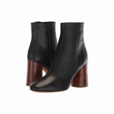 ヴィンス ブーツ Ridley Black San Remo Leather