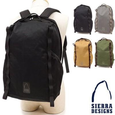 シェラデザイン SIERRA DESIGNS リュック 22L ツイル デイパック DAYPACK メンズ レディース バックパック シエラデザインズ SWT-540 FW19