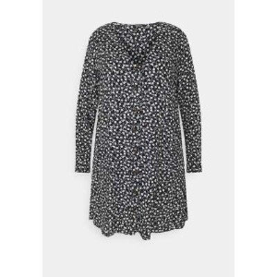 シンプリービー レディース ワンピース トップス TEA DRESS - Day dress - print print