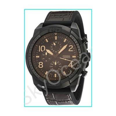 Fossil Bronson Chronograph Quartz Brown Dial Mens Watch FS5713【並行輸入品】
