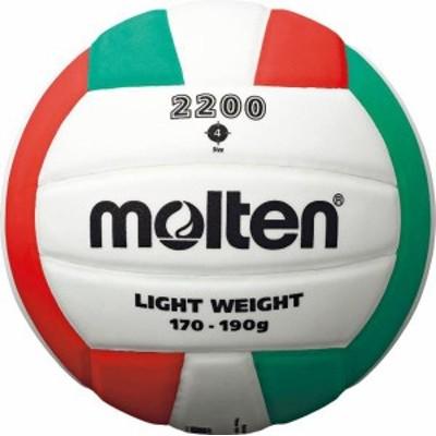 Molten バレー バレーボール2200 軽量4号 19 ボール(v4c2200l)