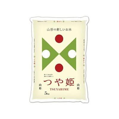 精米山形県産 白米 つや姫 5kg 令和元年産