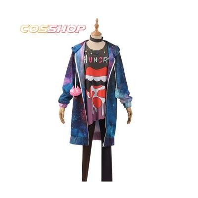 狼ゲーム 飯田リンタロウ いいだりんたろう 風 コスプレ衣装 イベント 演出服 二次会 cosplay