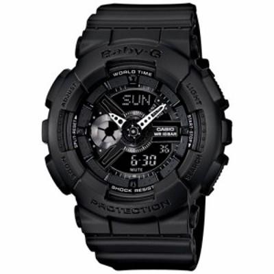 CASIO Baby-G カシオ ベビーG 腕時計 レディース ペアウォッチ ブラック アナデジ BA-110BC-1AJF