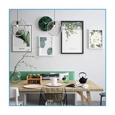 新品ZXW 24-inch Green Planting Simple Solid Wood Photo Wall, Combined Photo Frame Can Be Replaced with A Small Fresh Decorative Painting,