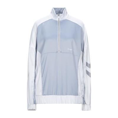 ヒュンメル HUMMEL スウェットシャツ スカイブルー XS ポリエステル 97% / ポリウレタン 3% スウェットシャツ