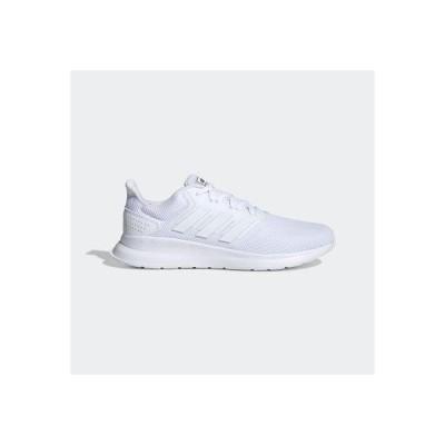 アディダス adidas ファルコンラン / FALCONRUN W (ホワイト)