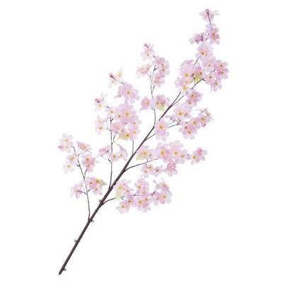 桜 造花 枝 ディスプレイ リアル 飾り 装飾 140cm 販売促進用シルキー桜スプレイ・大枝・大輪
