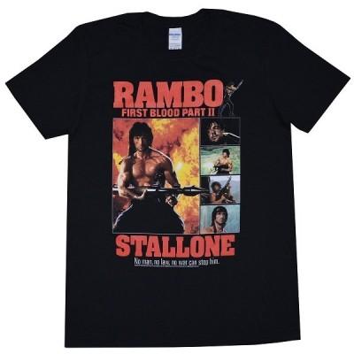 RAMBO Part2 Collage Tシャツ