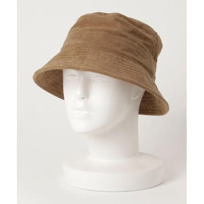 SILVER BULLET / コーデュロイバケットハット / CAGB20-02 MEN 帽子 > ハット