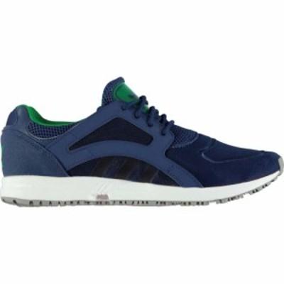 アディダス adidas Originals メンズ スニーカー シューズ・靴 Racer Lite Trainers Oxford Blue