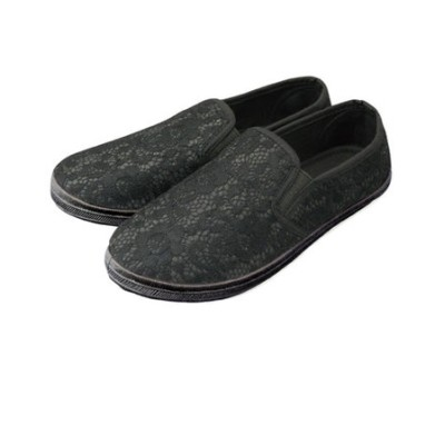 スリッポン レディース スニーカー 紐なし 通販 シューズ 靴 ス