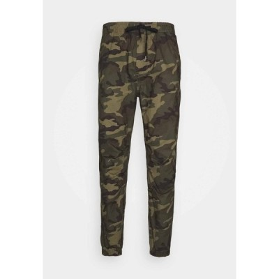 アメリカンイーグル カジュアルパンツ メンズ ボトムス Trousers - green