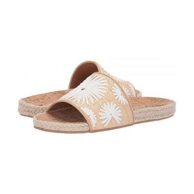 Jack Rogers ジャックロジャース レディース 女性用 シューズ 靴 サンダル Bettina Slide - Natural/White