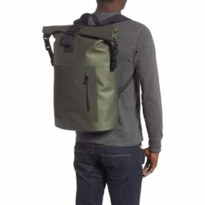 フィルソン FILSON メンズ バックパック・リュック バッグ Dry Waterproof Backpack Green
