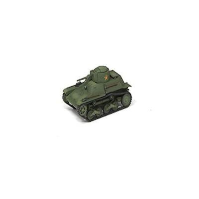S-MODEL 1/72 完成品 日本 Japan Type 97 Light tank 陸軍戦車