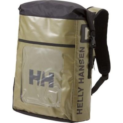 送料無料 ヘリーハンセン/HELLY HANSEN マップ バッグ バックパック HY91726 グリーンカーキ(GK)