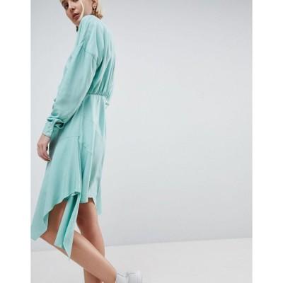 エイソスホワイト ミニドレス レディース ASOS WHITE Tuck Detail Mini Dress エイソス ASOS ミニワンピ ワンピース 日本未入荷 新作 人気 インポート ミスユニ