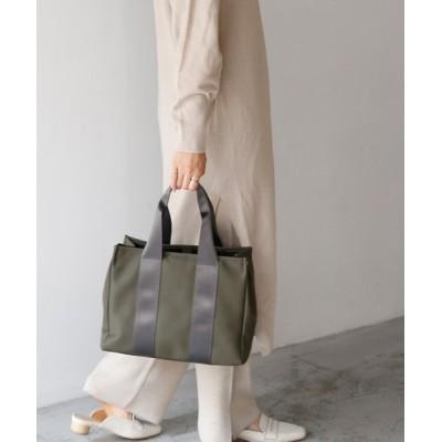 VitaFelice / 仕切り収納2wayトートバッグ WOMEN バッグ > トートバッグ