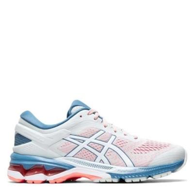 アシックス シューズ レディース ランニング GEL Kayano 26 Ladies Running Shoes